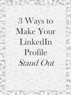 3 Ways Linkedin