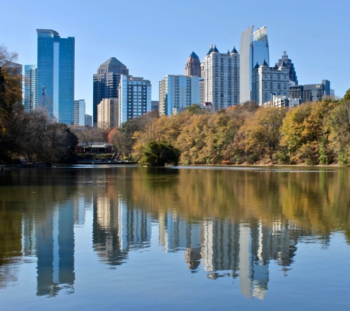 Atlanta at Piedmont Park